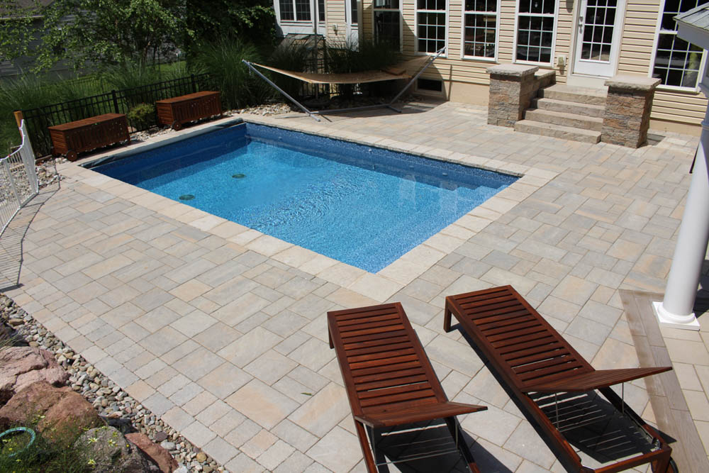 Swimming Pools and Spas at New Castle Lawn and Landscape