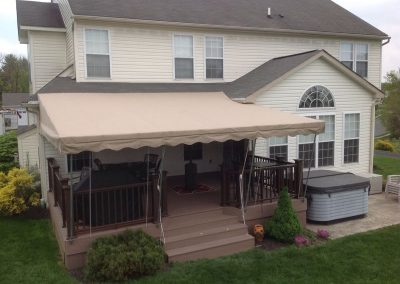 03 Residential Awnings After