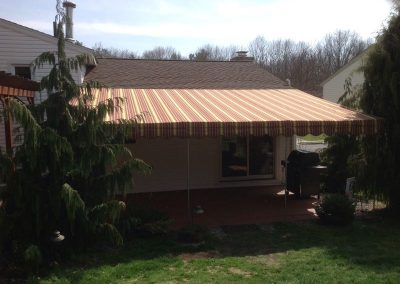 01 Residential Awnings After