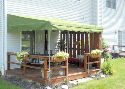 Residential Awnings