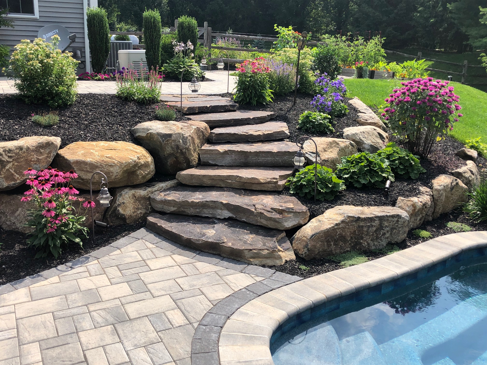 Landscaping Design Maintenance Construction Reading Pa