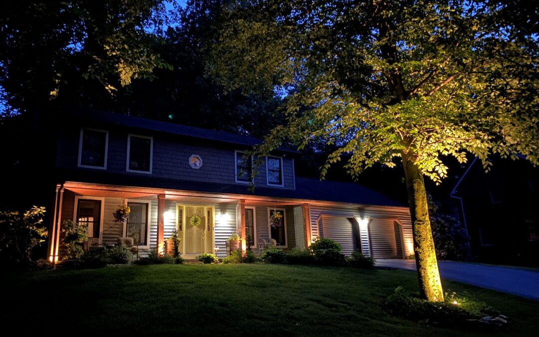 Illuminate Your Outdoor Space with Professional Lighting